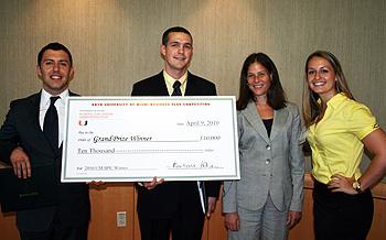 fresh starts behavioral therapy brett warner university miami business plan competition